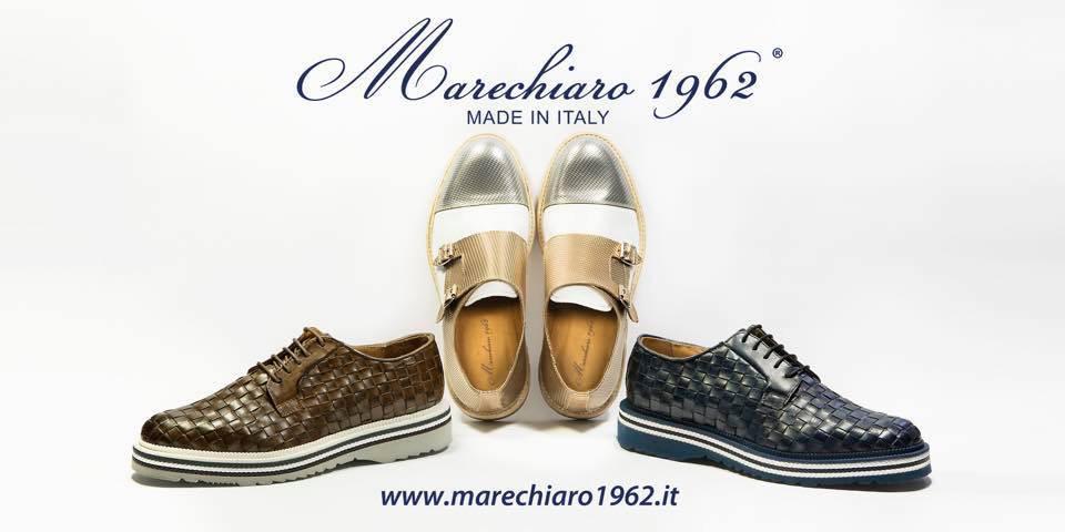 competitive price 6dcac 5feea Marechiaro 1962, collezione Primavera-Estate 2016: le scarpe ...