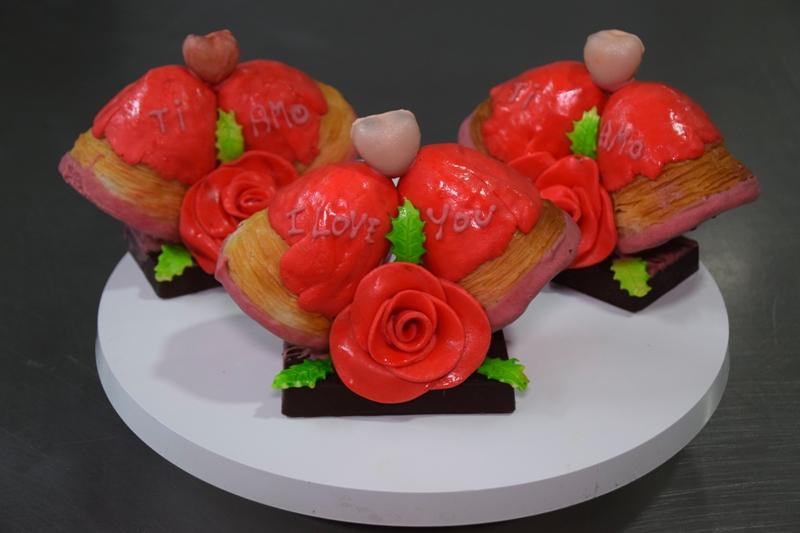 La Sfogliacampanella Per San Valentino Diventa Il Dolce Dell'Amore!