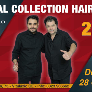 Dino Cafaro E Paolo Fasulo Presentano La Glacial Collection Hairstyle 2018