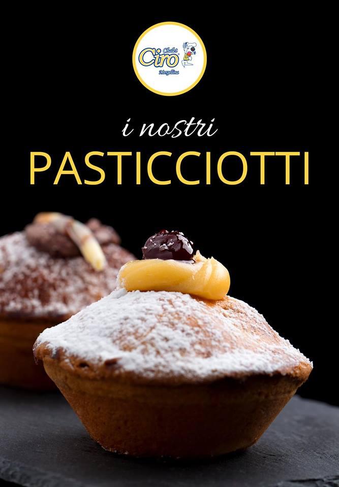 Pasticciotti CHALETCIRO