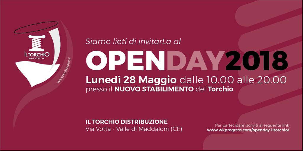 OpenDay ILTORCHIO