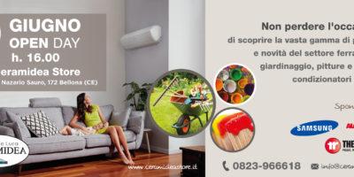 """""""Ceramidea Store Open Day: Un'occasione Per Scoprire Le Novità Nel Campo Dell'edilizia"""""""