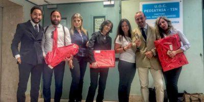 """All'ospedale Umberto I Di Nocera 15 """"colleghi Di Lavoro"""" Regalano Sorrisi Ai Bambini Ricoverati"""