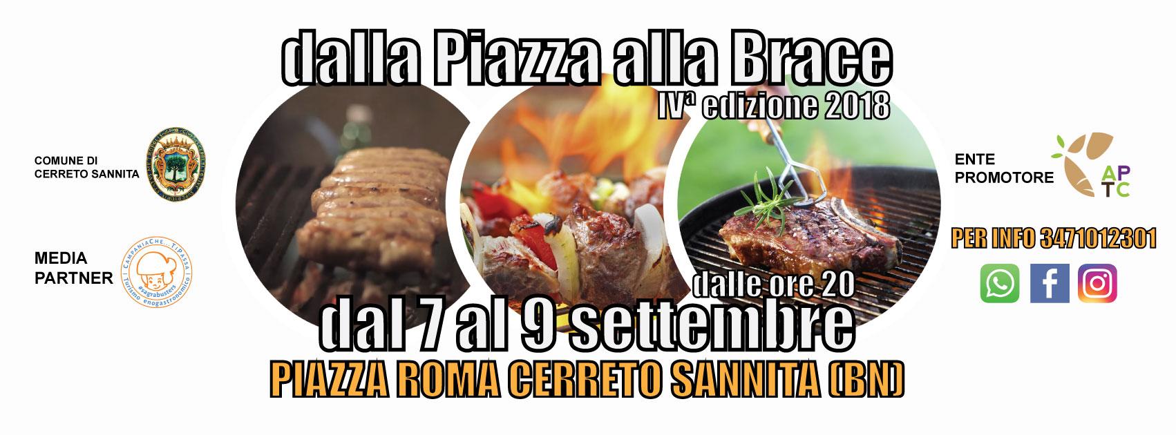 """""""Dalla Piazza Alla Brace!"""""""