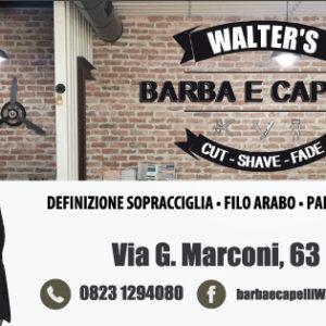 """""""Barba E Capelli Walter's: Il Barber Shop Che Rievoca L'antico Mestiere Del Barbiere"""""""