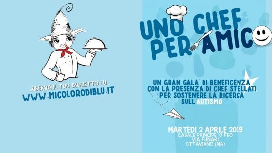 Chef E Ragazzi Autistici Insieme Ai Fornelli