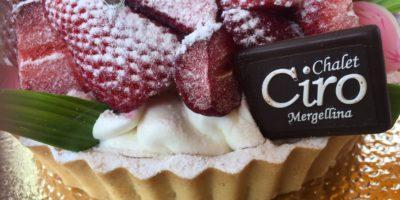 """""""La Pasticceria Chalet Ciro Rende Omaggio Alle Mamme Con Cheesecake E Cuori Di Graffa"""""""