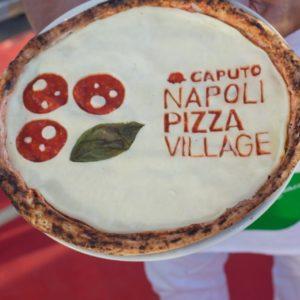 """""""Tutto Pronto Per Il Napoli Pizza Village 2019"""""""