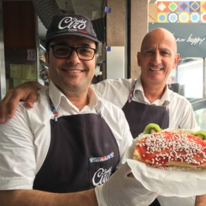 """PIZZA DOLCE: LA PROPOSTA DI CHALET CIRO IN OCCASIONE DEL PIZZA VILLAGE"""