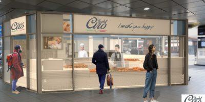 """""""NEW OPENING: CHALET CIRO IN ARRIVO ALLA STAZIONE CENTRALE DI NAPOLI"""""""