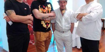 """""""Da Giallo Datterino A Villaricca Pizze Estive Firmate Paolo Gramaglia"""""""